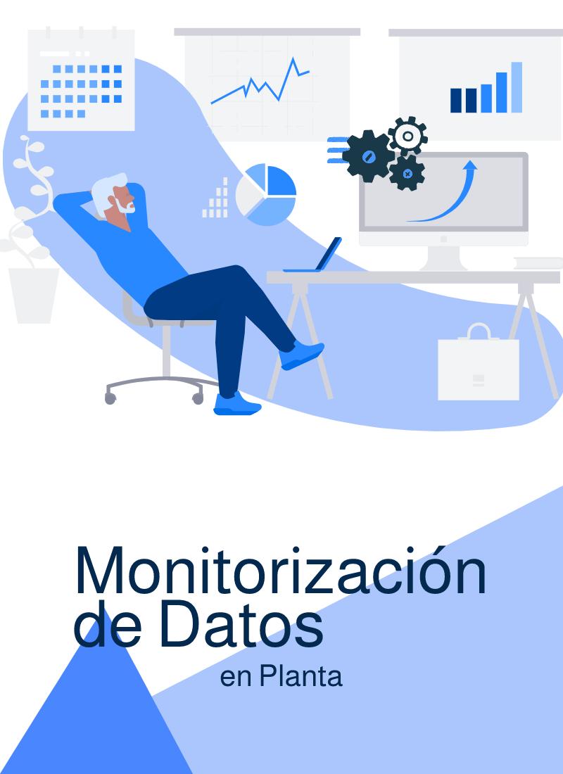 Monitorización de datos en planta